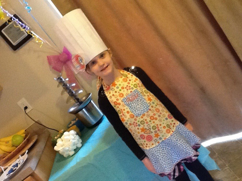 Allie, Pastry Chef