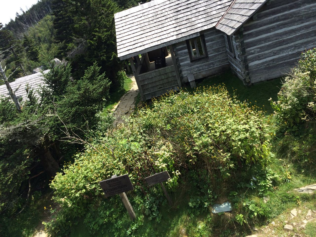 Mt. LeConte Lodge