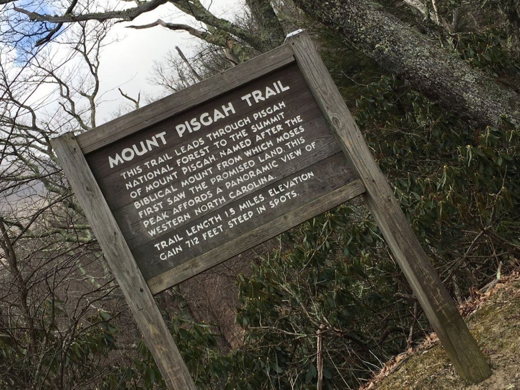 Mt. Pisgah Trailhead