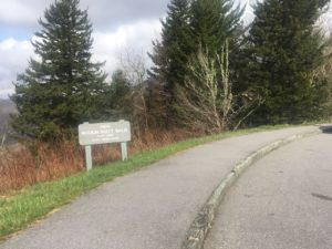 Middle Prong Trailhead