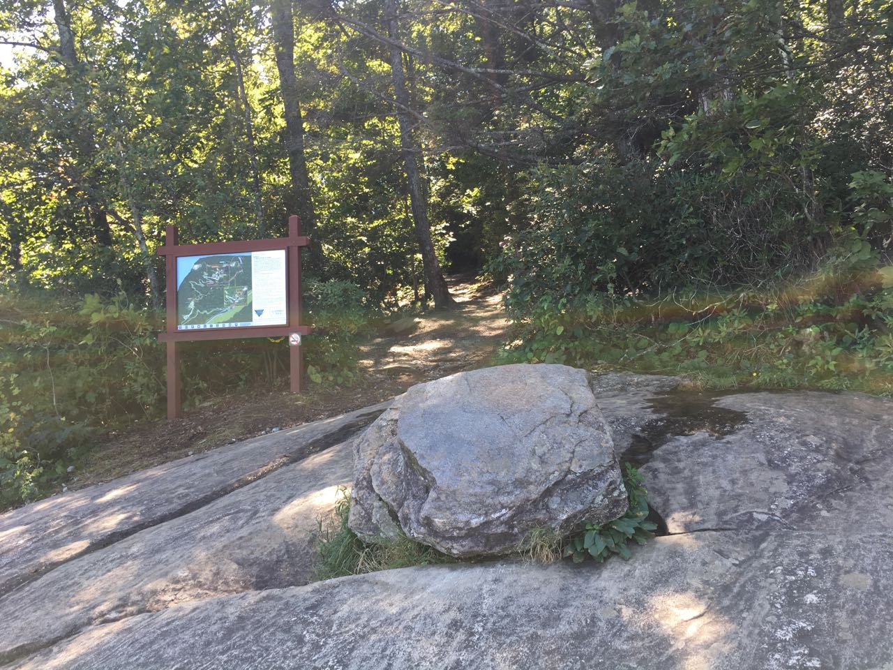 Skyline Trailhead